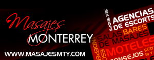 Masajes Monterrey